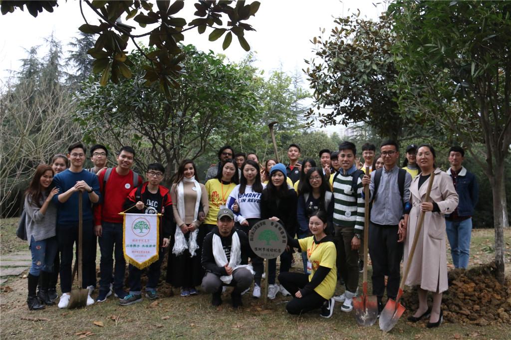 2018年川港青年联手公益活动在四川长江职业学院正式启动