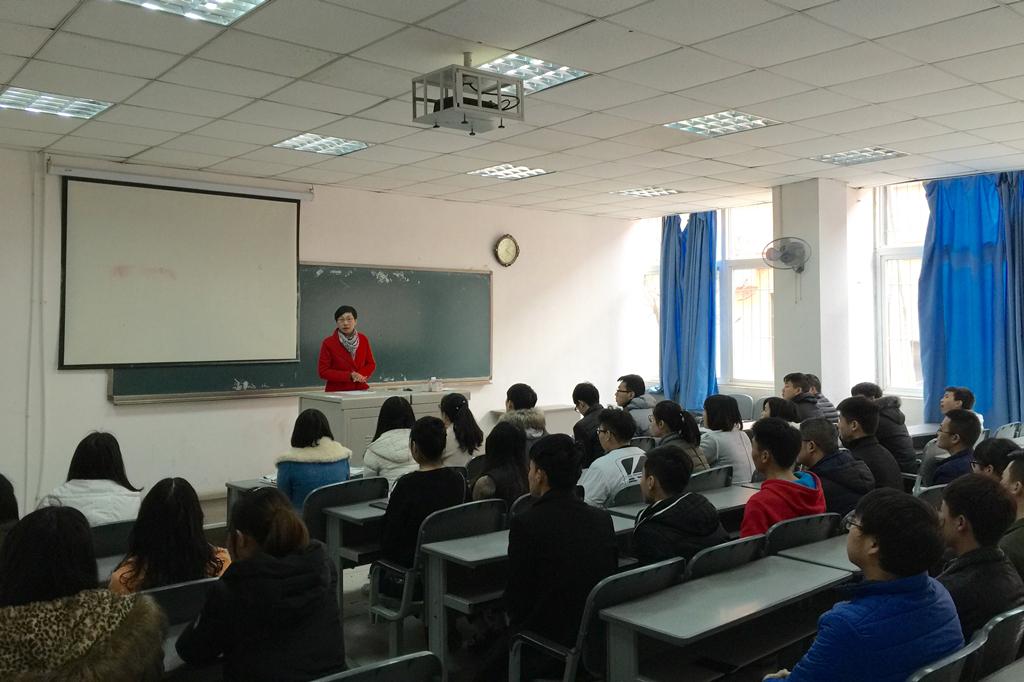 """订单班共建:""""中国通信建设第一工程局""""实训动员大会"""